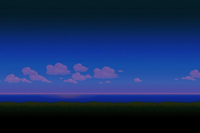 widescreen 8 bit background 1920x1080 free download