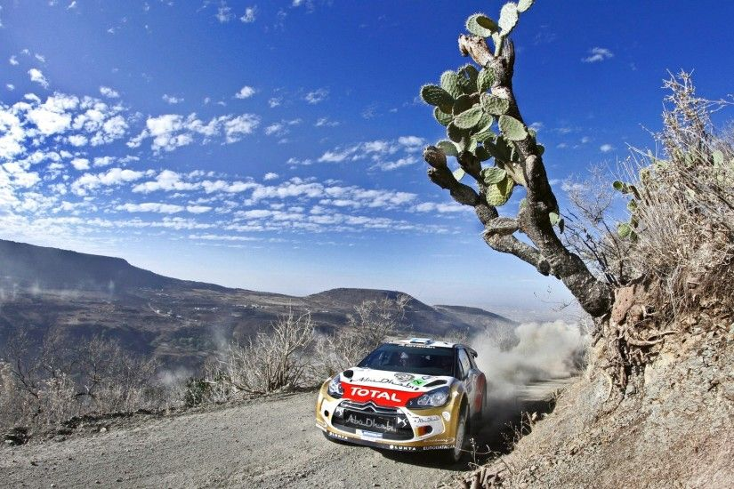 Citroen Rally Car Wallpaper by Carpichd