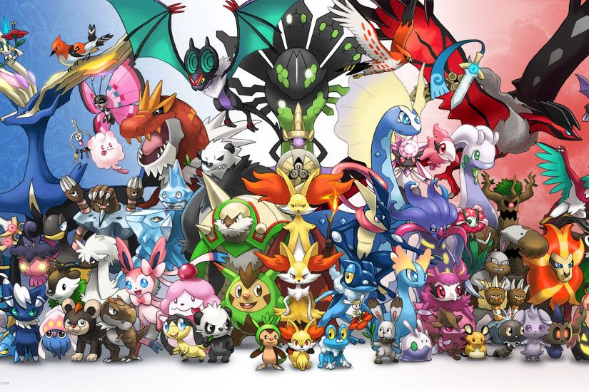 Pokémon HD Wallpapers Backgrounds Wallpaper