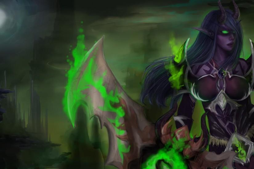 World of Warcraft Desktop Wallpapers Free wallpaper download 1600×900 World  of Warcraft Legion Wallpapers
