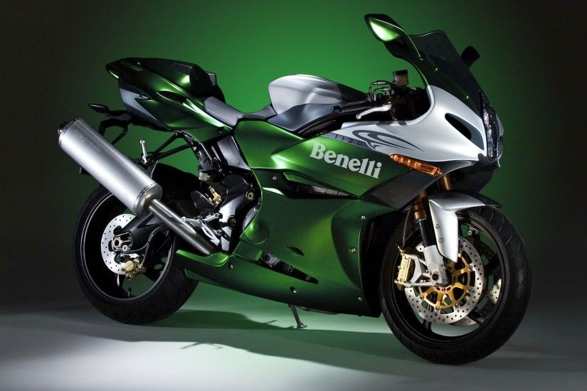 wallpaper.wiki-Green-Benelli-HQ-PIC-WPB0015189