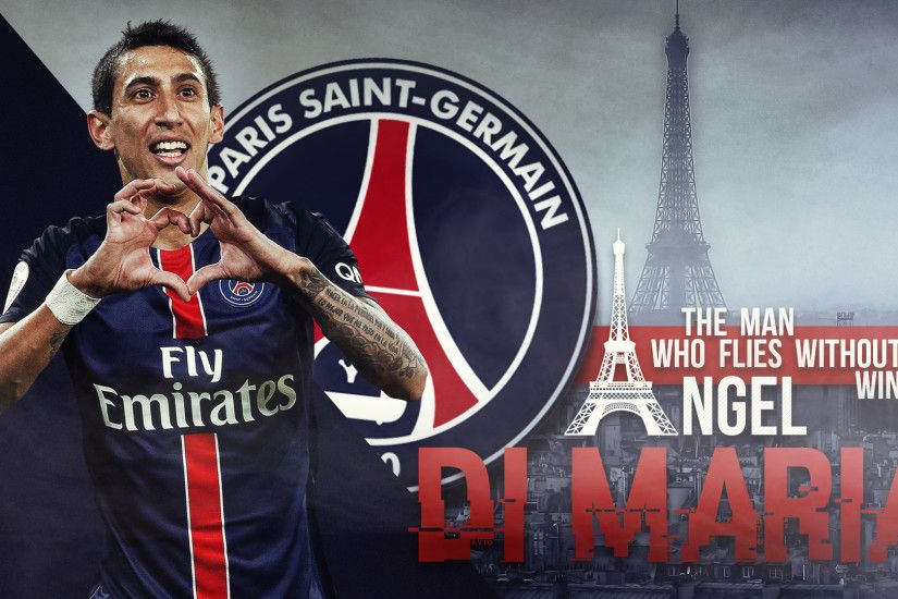 ... ANGEL Di Maria - HD Wallpaper by Kerimov23
