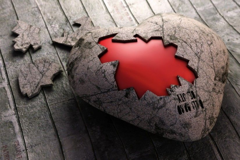 Explore Broken Heart Wallpaper and more!
