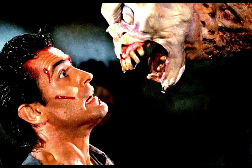 EVIL DEAD horror dark zombie blood demon monster g wallpaper | 1920x1080 |  236081 | WallpaperUP
