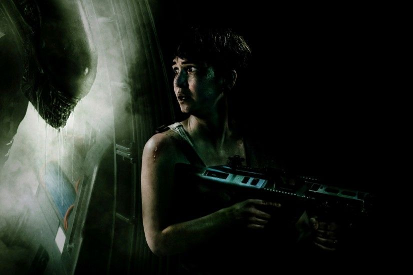 katherine waterston alien covenant 2017 2560×1440