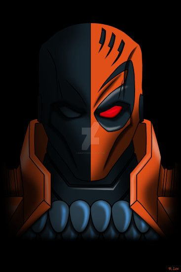 Deathstroke mask wallpaper by KalEl7 on deviantART | Slade Wilson | Free  Wallpapers | Pinterest | Deathstroke mask, Masking and Wallpaper