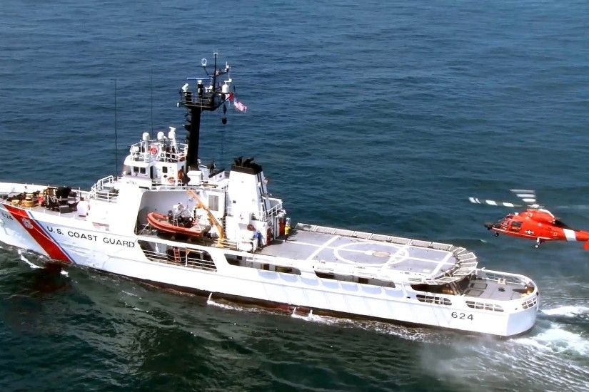 U.S. Coast Guard relocating two Coast Guard cutters to Pensacola | The Pulse