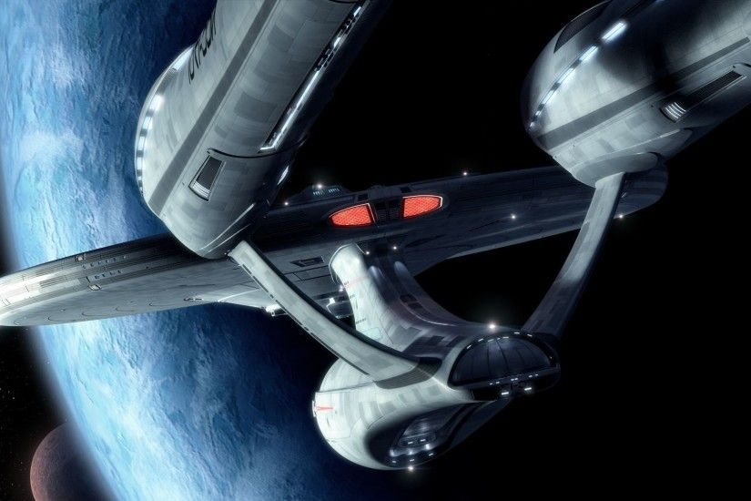 Star Trek, Space, USS Enterprise (spaceship) Wallpapers HD / Desktop and  Mobile Backgrounds