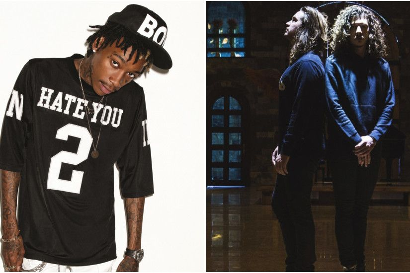 Wiz Khalifa To Headline Optus RockCorps 2015, Also Featuring Peking Duk