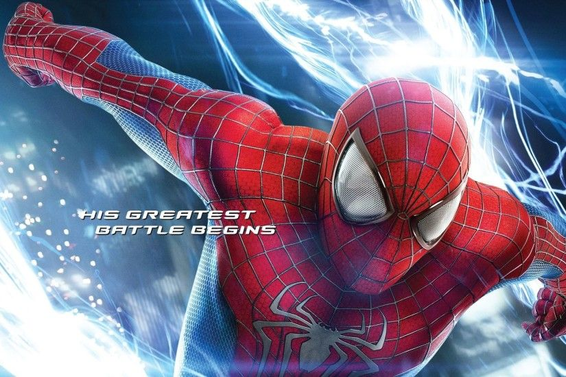 The Amazing SpiderMan Wallpapers HD Facebook Cover Photos