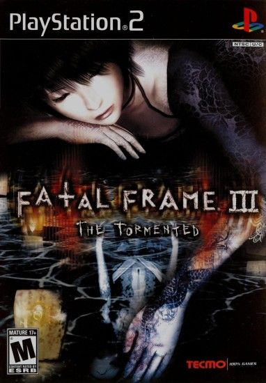 Fatal Frame III Cover Art