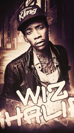 Wiz Khalifa iPhone Wallpapers by Evie Phillips #12