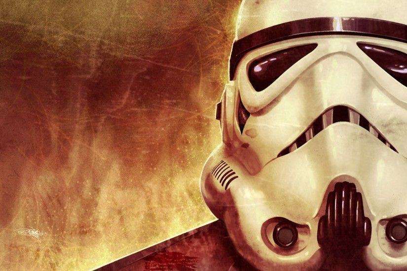 Sci Fi - Star Wars Stormtrooper Wallpaper