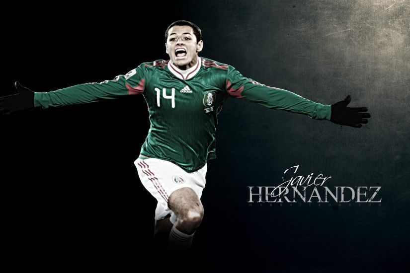 "Chicharito Tri-colour Green White Red Mexico tri-colour Flag | Javier  ""Chicharito"" Hernandez 