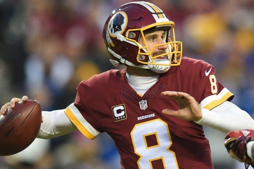 Redskins president sounds like he's referring to Kirk Cousins as 'Kurt' in  recent video - LA Times