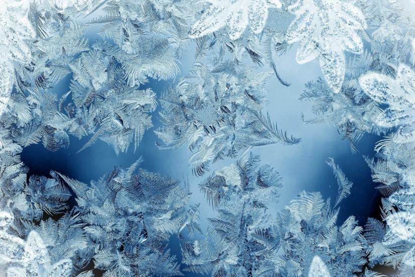 Winter Tag - Frost Christmas Ice Texture Pattern Winter 3d Animated Nature  Wallpaper Desktop for HD