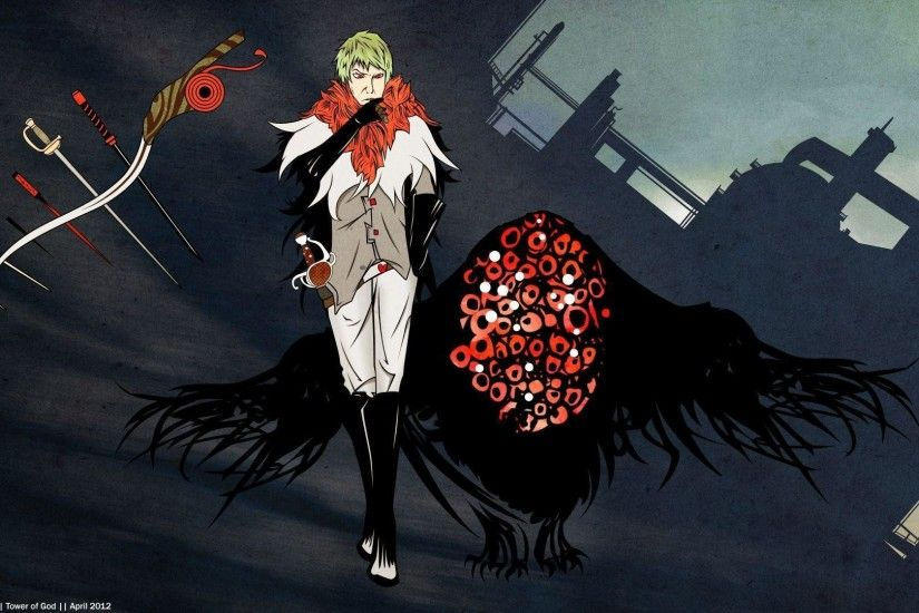 Tower Of God wallpapers, Anime, HQ Tower Of God pictures | 4K .