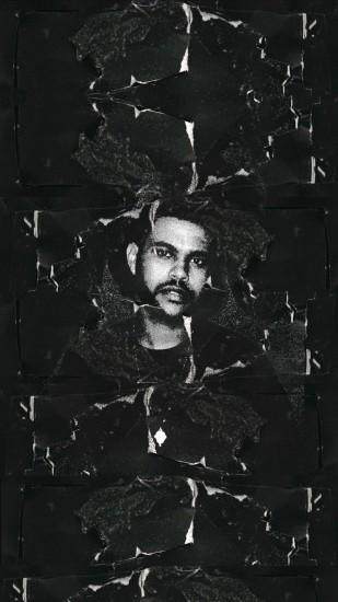 cool the weeknd wallpaper 1152x2048 for desktop