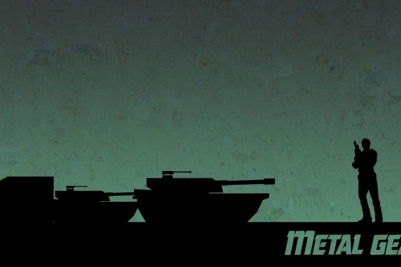 Metal Gear Solid Guns Of The Patriots HD Wallpapers