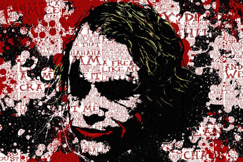 Joker Quotes - the-joker Wallpaper