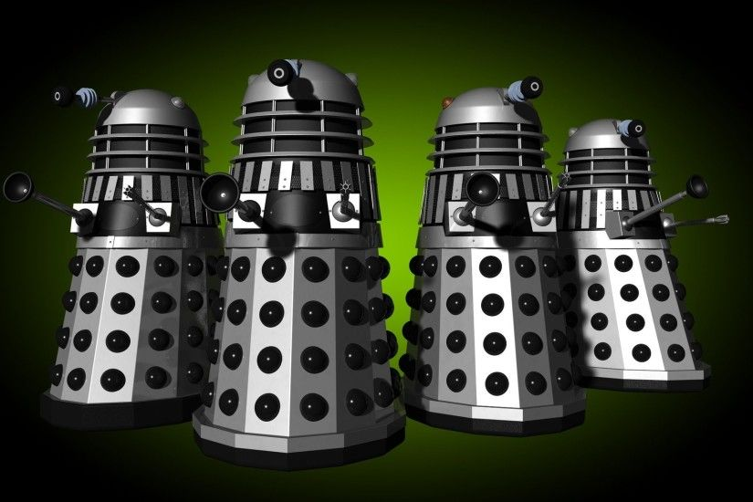 Doctor Who Dalek
