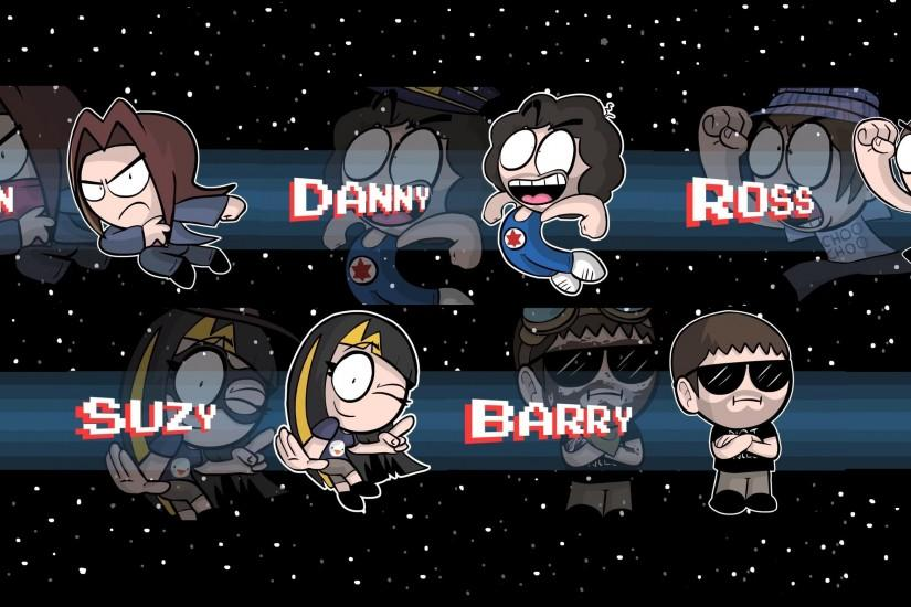 Game Grumps Wallpaper Danny