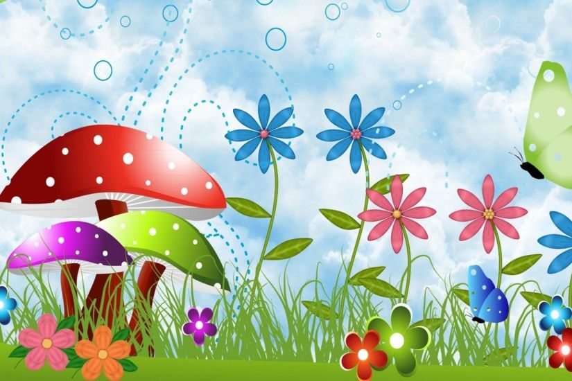 spring pc backgrounds hd free