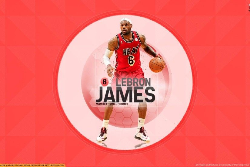 Miami Heat Lebron James 2013 Wallpapers | High Definition Wallpapers