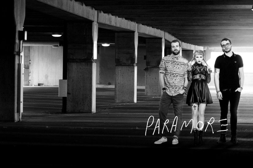 Paramore Band HD Wallpaper Wallpaper