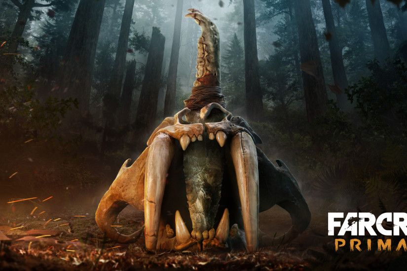 Far Cry Primal Wallpapers (24 Wallpapers)