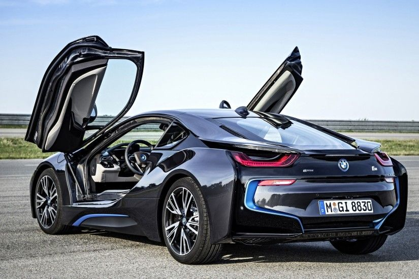 0 BMW Wallpapers Black Group BMW i8 Black Car Wallpaper HD For Desktop and  Mobile