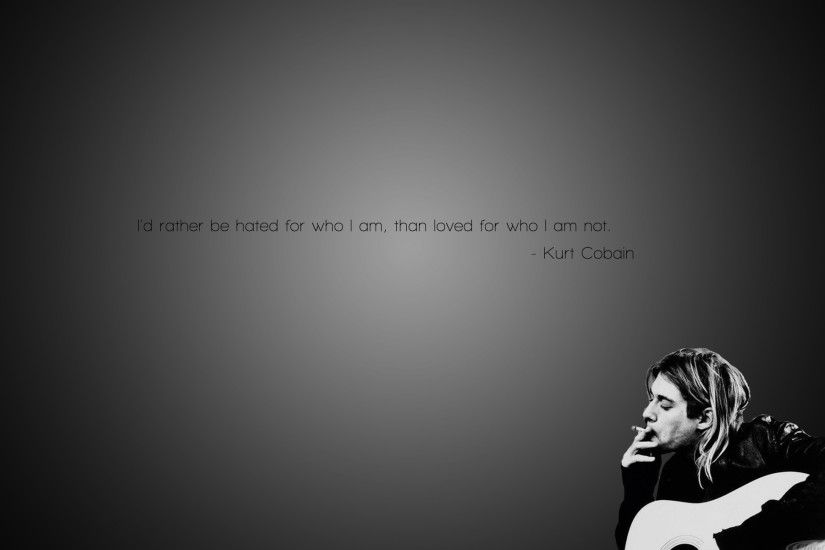 black white grunge quotes nirvana kurt cobain cigarettes wallpaper .