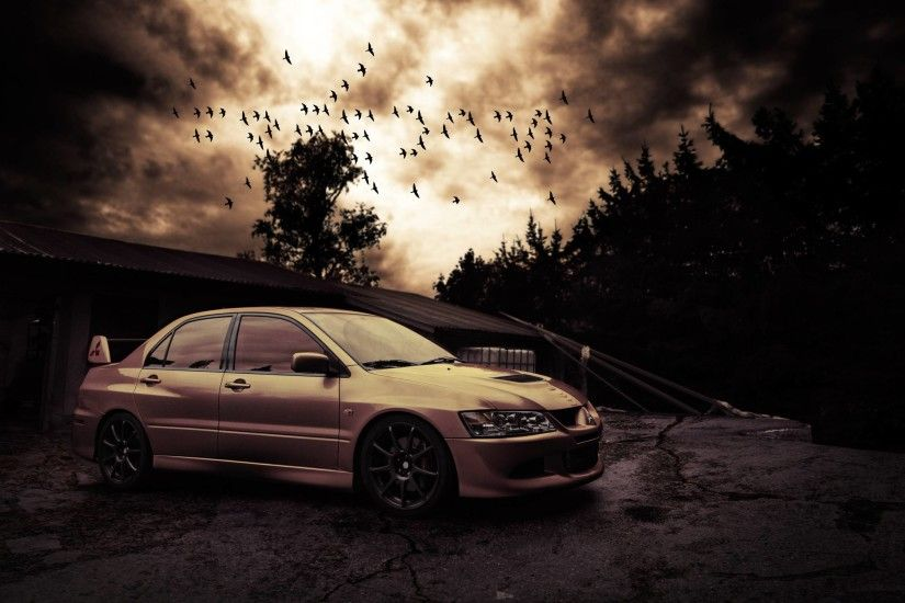 Mitsubishi Lancer Evo Viii D N D N N Wallpapers : Hd Car Wallpapers