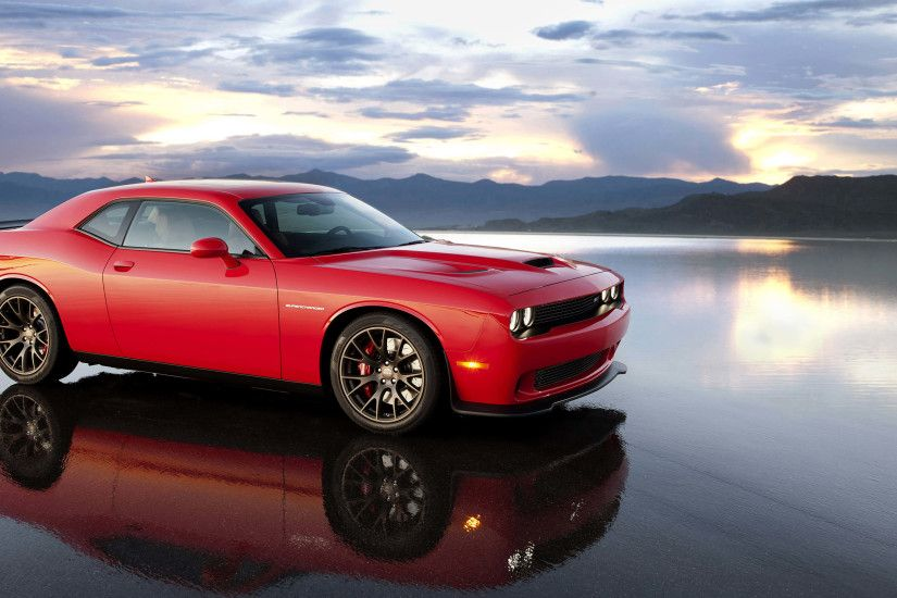 2016 Dodge Challenger SRT Hellcat 4K Wallpapers