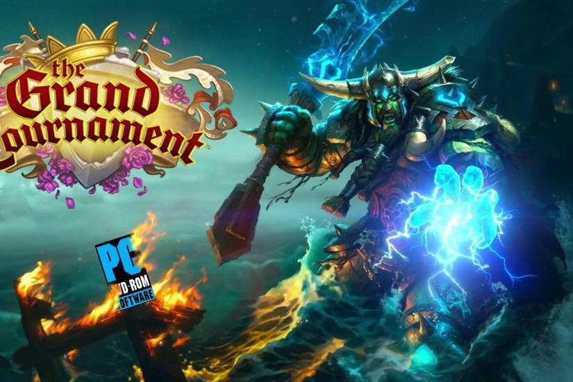 Hearthstone: The Grand Tournament Background