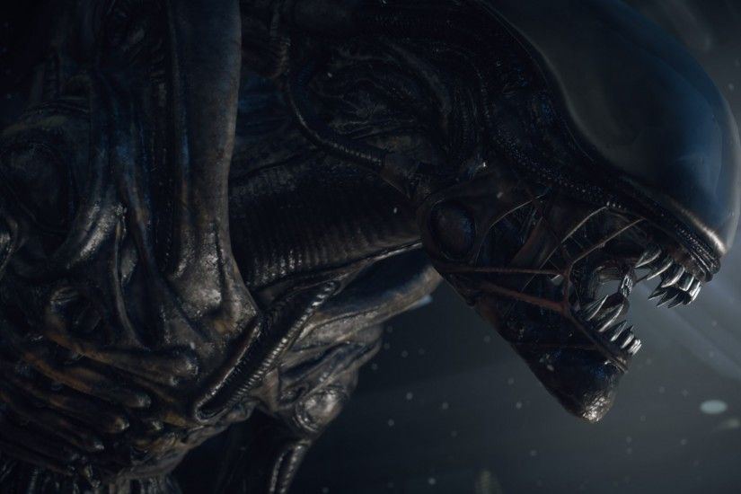 Preview alien isolation