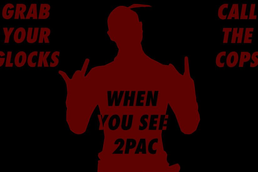 2Pac Wallpaper 1080p by TheRealSneakman 2Pac Wallpaper 1080p by  TheRealSneakman