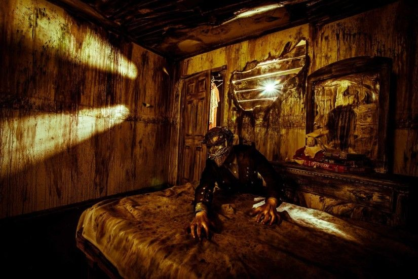 mushroomhead, Industrial, Metal, Alternative, Nu metal, Heavy, Dark  Wallpapers HD / Desktop and Mobile Backgrounds