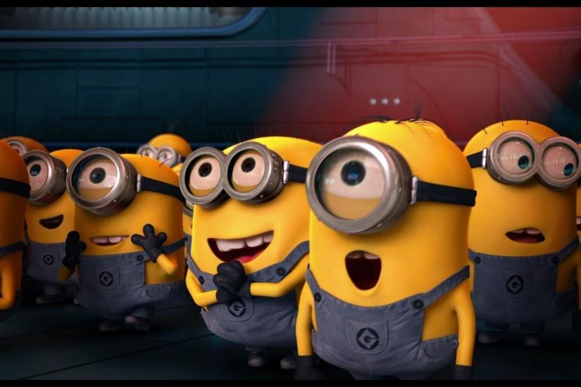 minions wallpaper 1920x1080 ipad pro