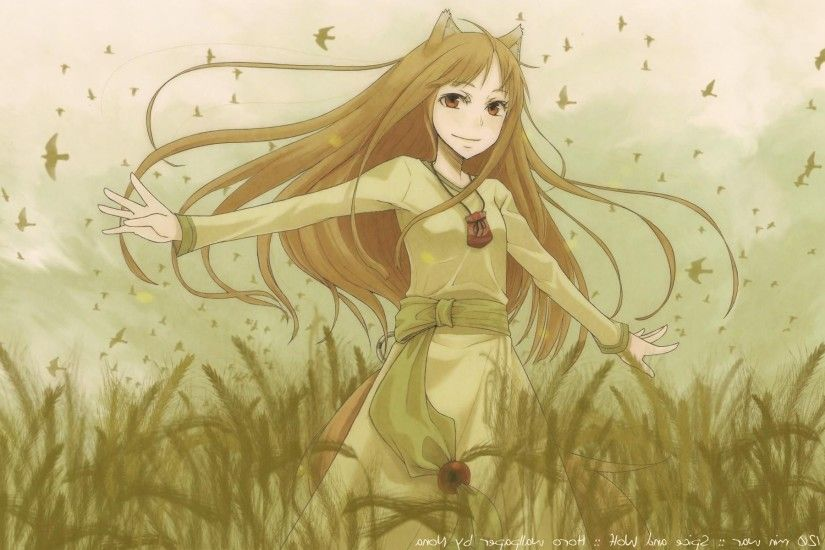 Spice And Wolf 1920x1080