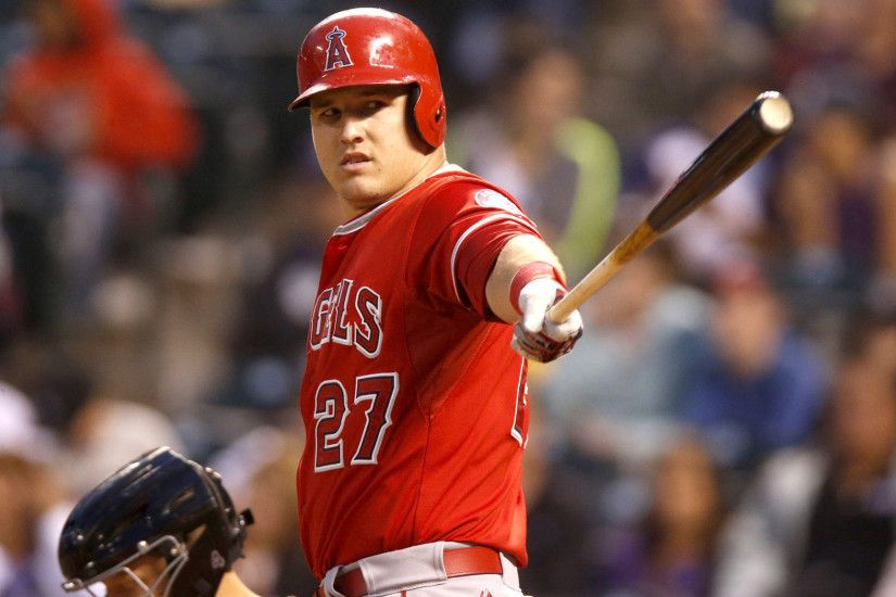 Mike Trout is among Astonishing Successful Baseball Playing Athletes