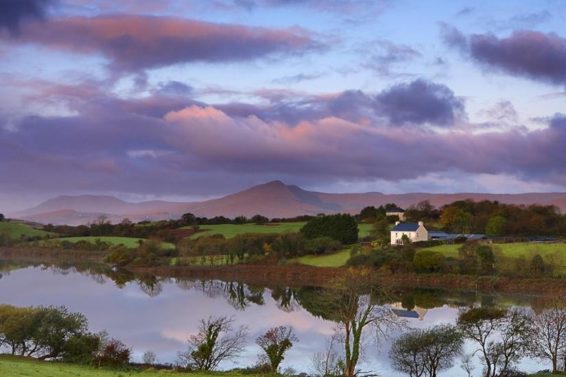 Ireland Landscape Wallpaper | HD Wallpapers, Hd Desktop Wallpapers, Art  Wallpapers