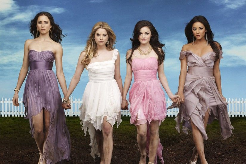 widescreen wallpaper pretty little liars by Webb Butler (2017-03-18)