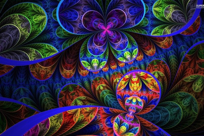 1920x1200 Art colorful Creative Design psychedelic HD Wallpaper