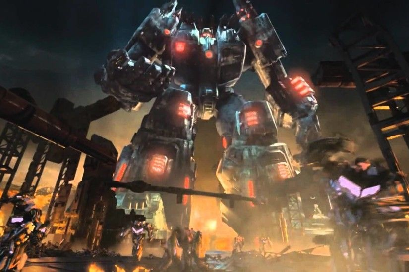 Transformers Fall of Cybertron - Metroplex heeds the call of the last prime