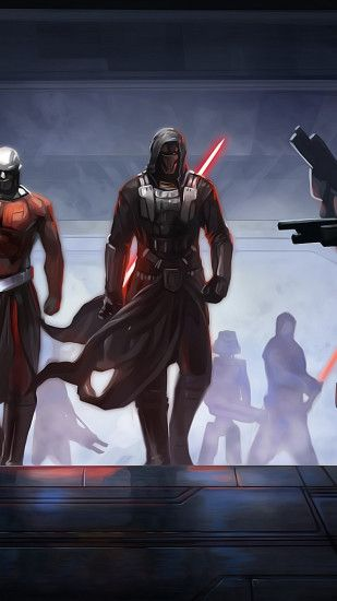 Star Wars: Knights of the Old Republic for iPad – review. Star Wars Darth  RevanDarth ...