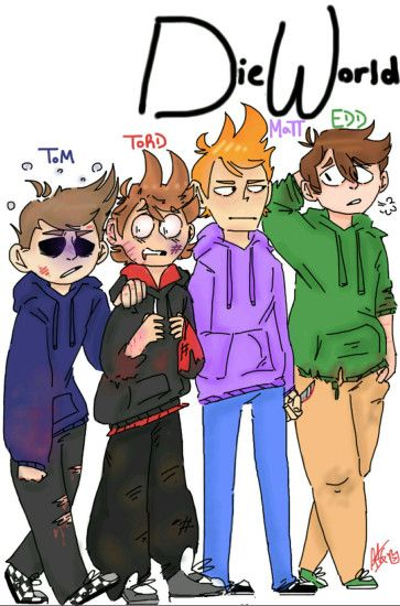 !!PLEASE TAKE NOTICE OF THIS!! this is the shipping of the character…  #fanfiction Fanfiction #amreading #books #wattpad | Eddsworld | Pinterest