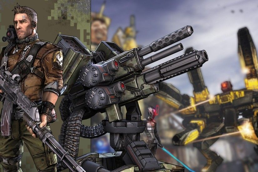 Borderlands 2 Axton 679834
