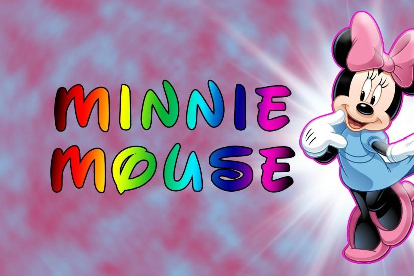 Minnie Mouse Wallpaper HD Pictures Backgrounds.
