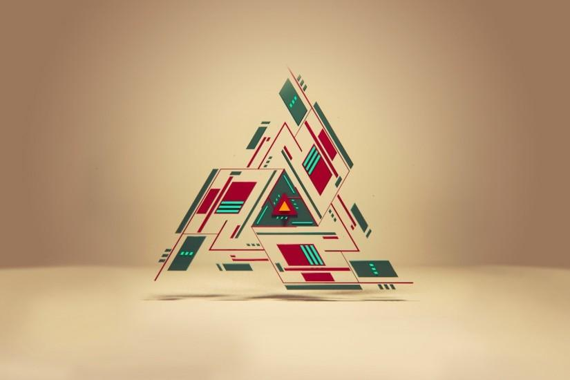 Geometric Desktop Backgrounds